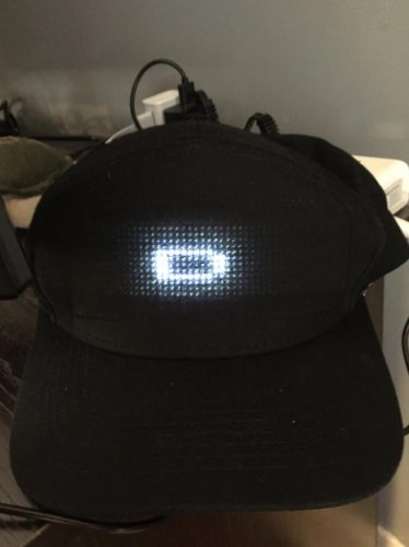 Cappello a LED Altai photo review